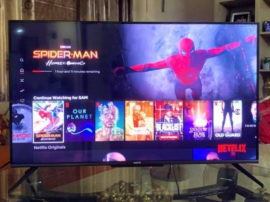 Realme Smart Tv 4k 43 Games
