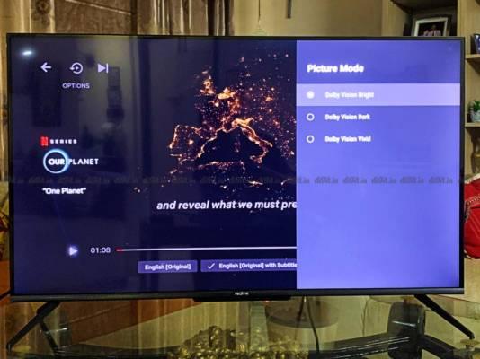 Realme Smart Tv 4k 43 Picture Mode