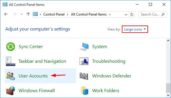 2 User Names Windows 10 Login Screen