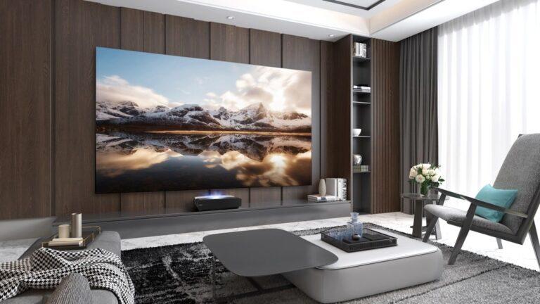 Hisense Laser Tv 120