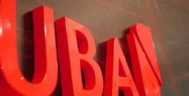 UBA Dollar/Pounds Naira Exchange Rate