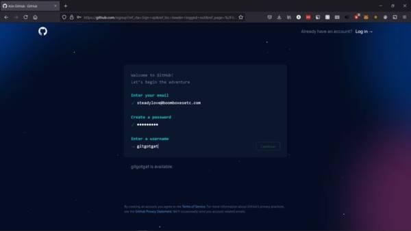 Start Using GitHub