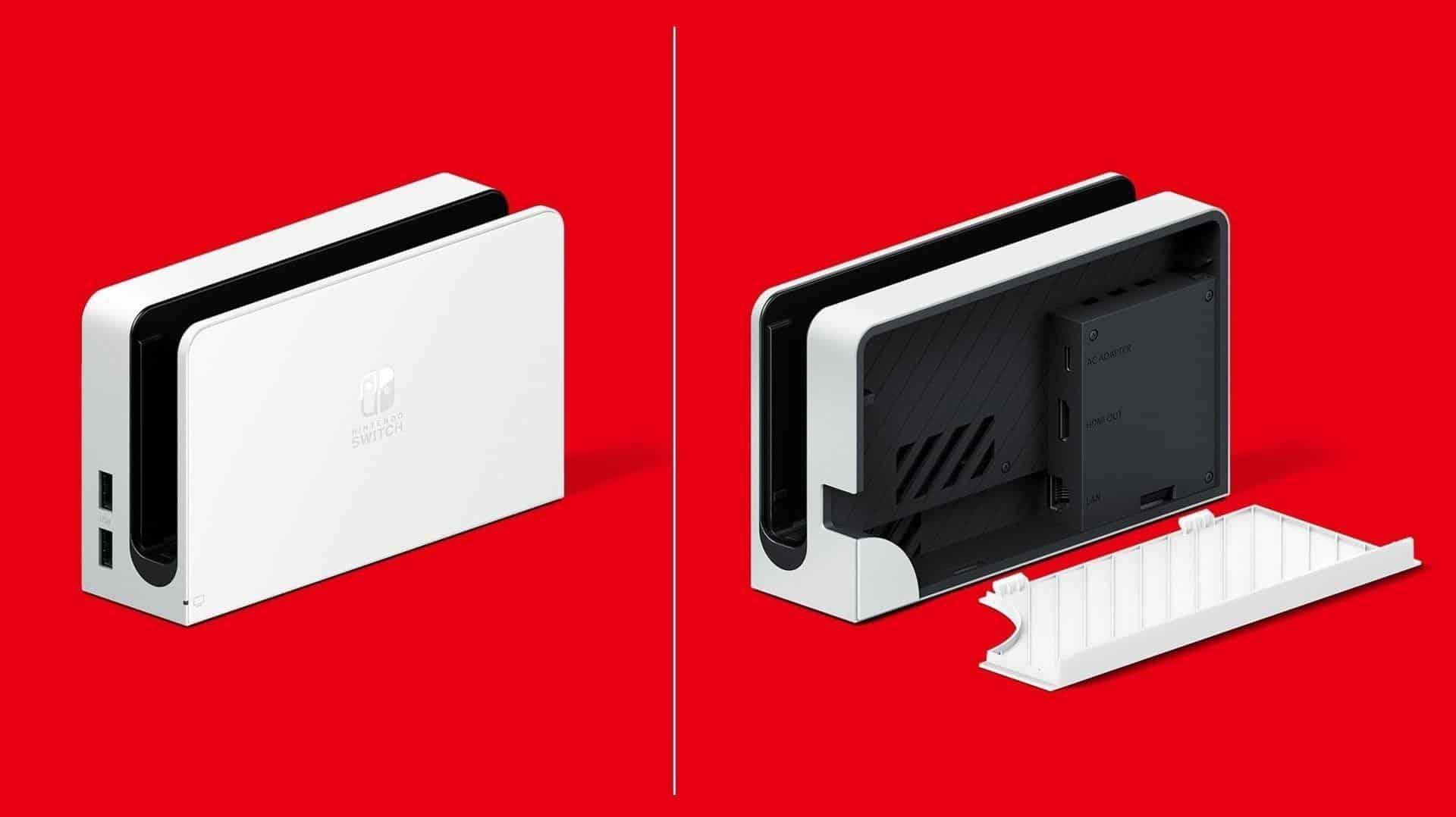 Nintendo Switch Oled Model Dock