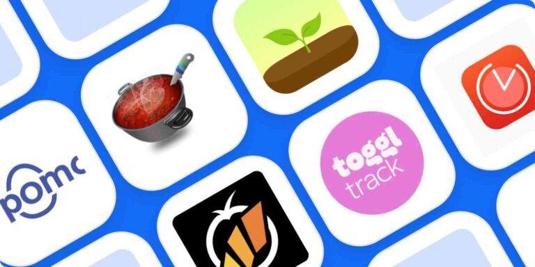 Pomodoro Apps