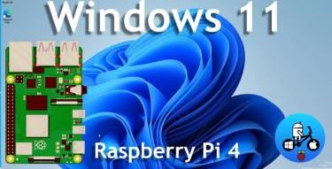 Windows 11 On Raspberry