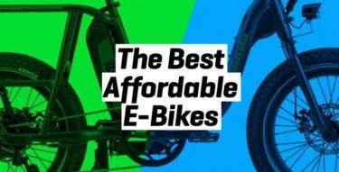 Cheap Ebikes
