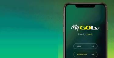 MyGOtv App Manage GOTV Account