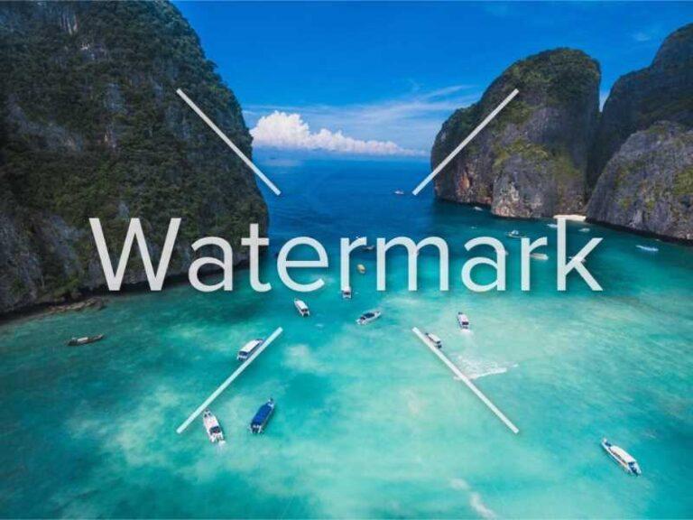 Watermark Photo