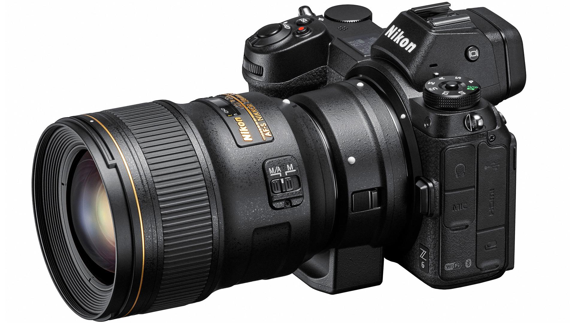 Nikon Z6 85mm