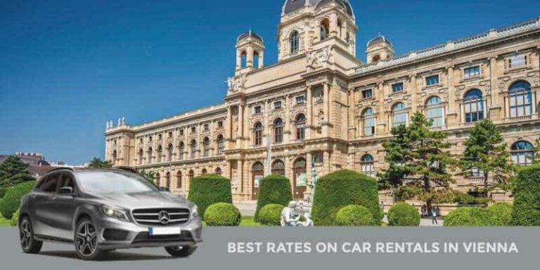 Rent A Car In Vienna