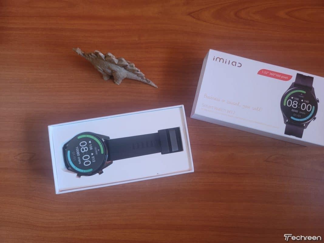 Xiaomi Imilab W12 Smartwatch 002