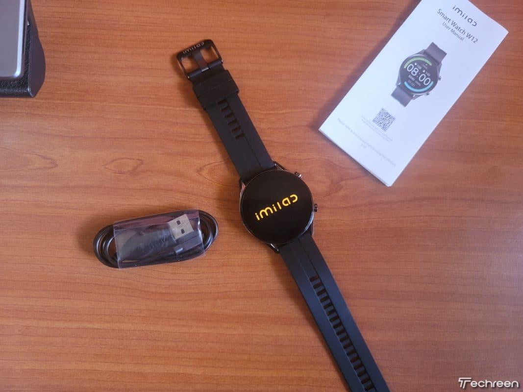 Xiaomi Imilab W12 Smartwatch 005