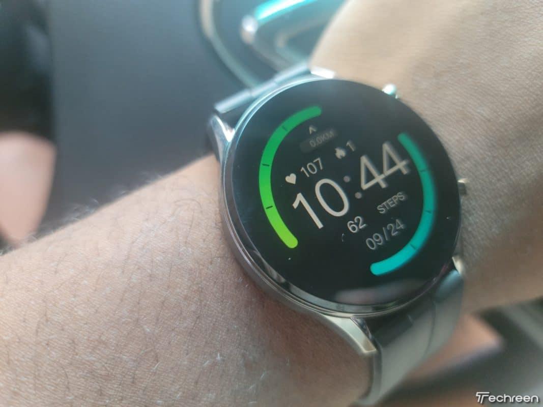 Xiaomi Imilab W12 Smartwatch 010