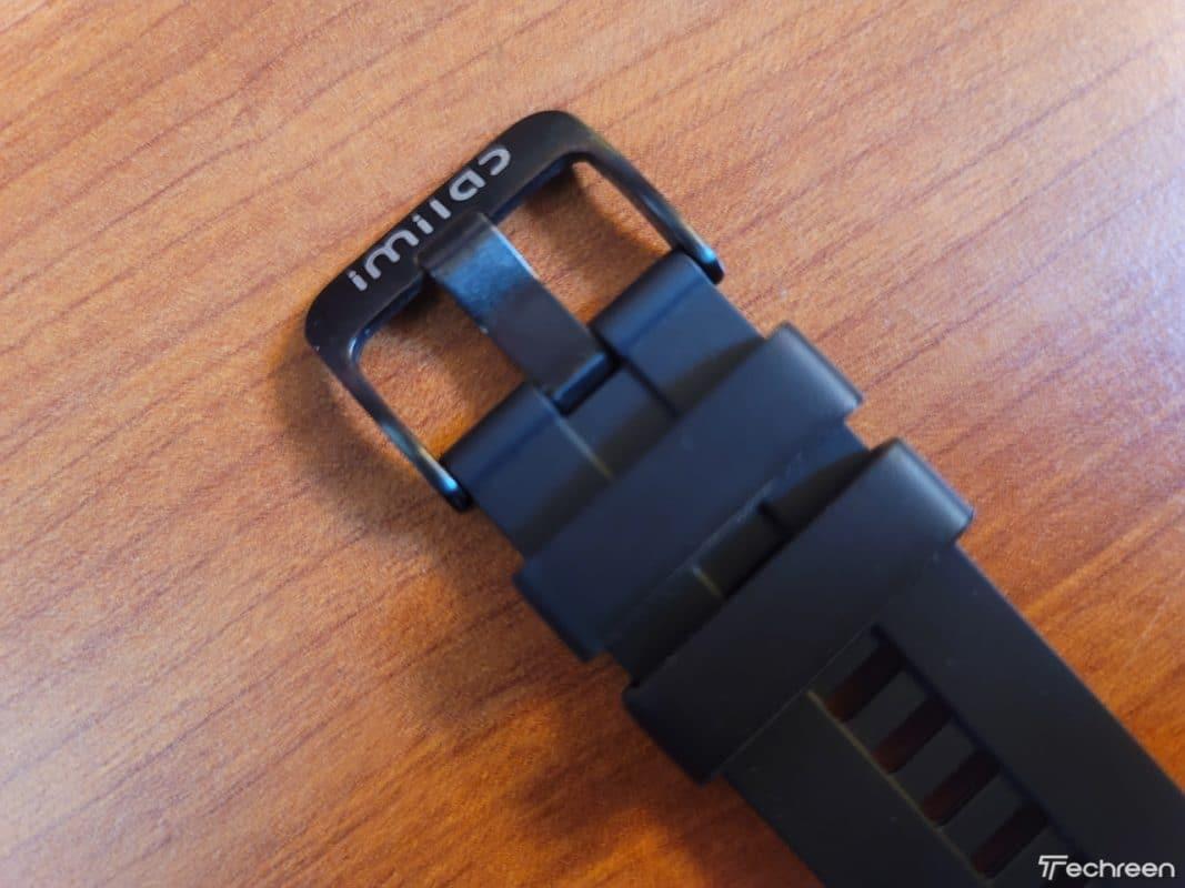 Xiaomi Imilab W12 Smartwatch 013