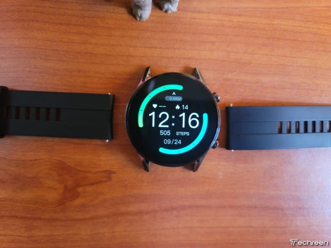 Xiaomi Imilab W12 Smartwatch 016