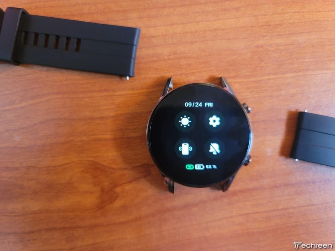 Xiaomi Imilab W12 Smartwatch 024