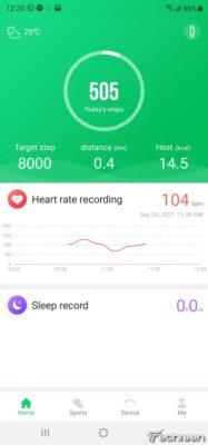 Xiaomi Imilab W12 Smartwatch App 3
