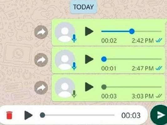 Save Whatsapp Audio Files