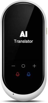 Birgus Language Translator Device