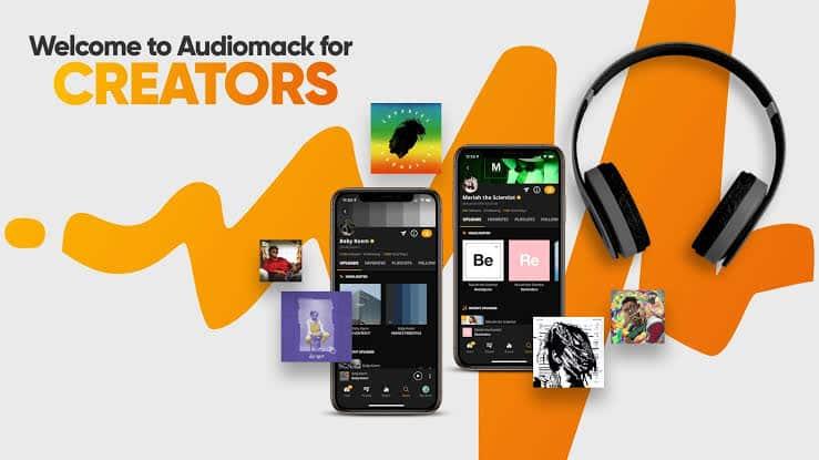 Create And Verify Audiomack Account