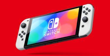 Upgrade Nintendo Switch Oled